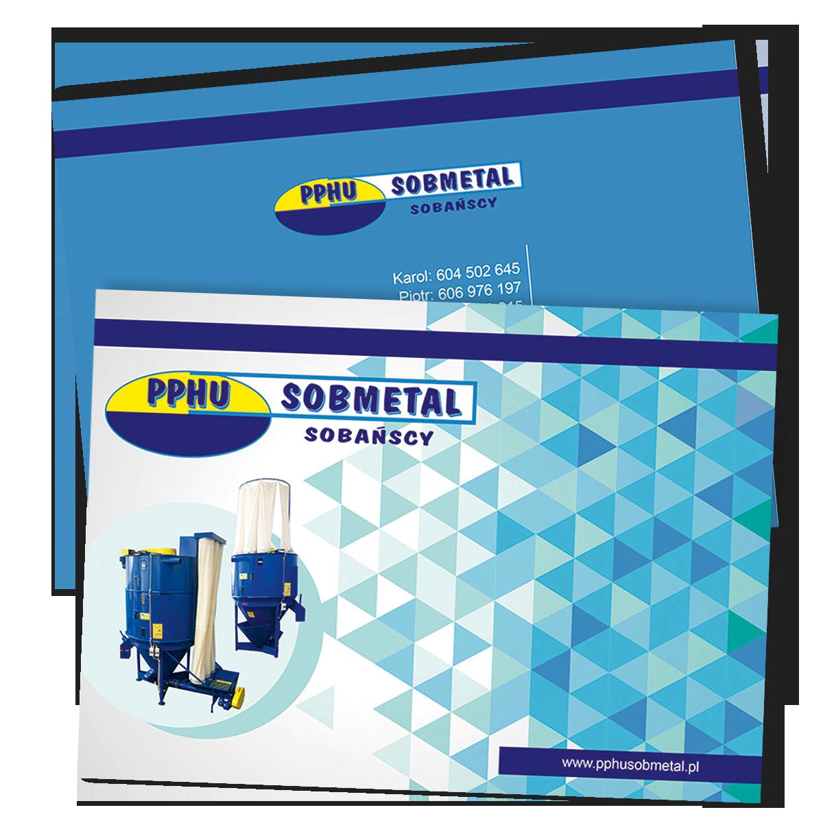 Katalog online Sobmetal