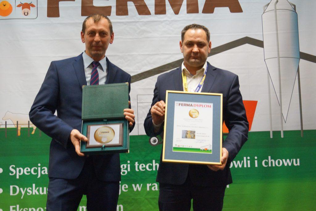 Ferma 2017 nagroda piotr karol